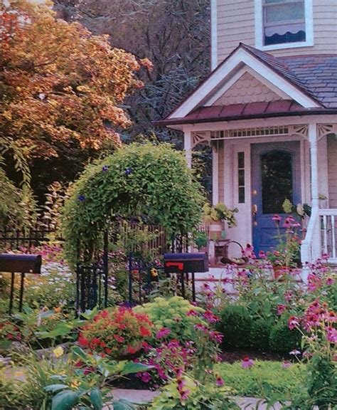 Victorian Cottage Front Yard  Gardens & Yards Pinterest