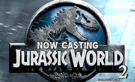Jurassic World 2 – Movie Extras Auditions for 2018