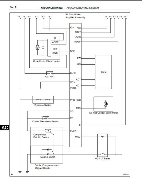 a c lifier grj120 prado air conditioning p g motors