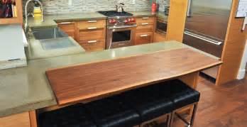 commercial kitchen faucet pictures of concrete countertops cheng concrete exchange