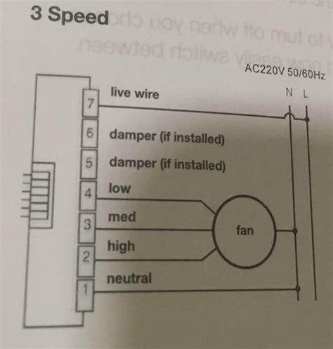 electrical need help with wiring of in line ventilation fan home improvement stack exchange