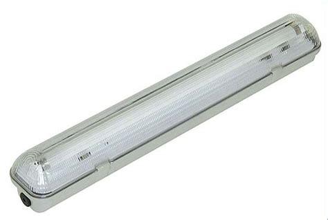 t8 waterproof fluorescent light fixture commercial