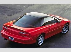1996 Chevrolet Camaro Z28 SS specifications, photo