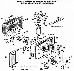 Ge Ge Room Air Conditioners Parts