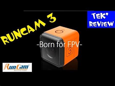 New Runcam 3  Unboxing + Review + Tests  Nouvelle Camera