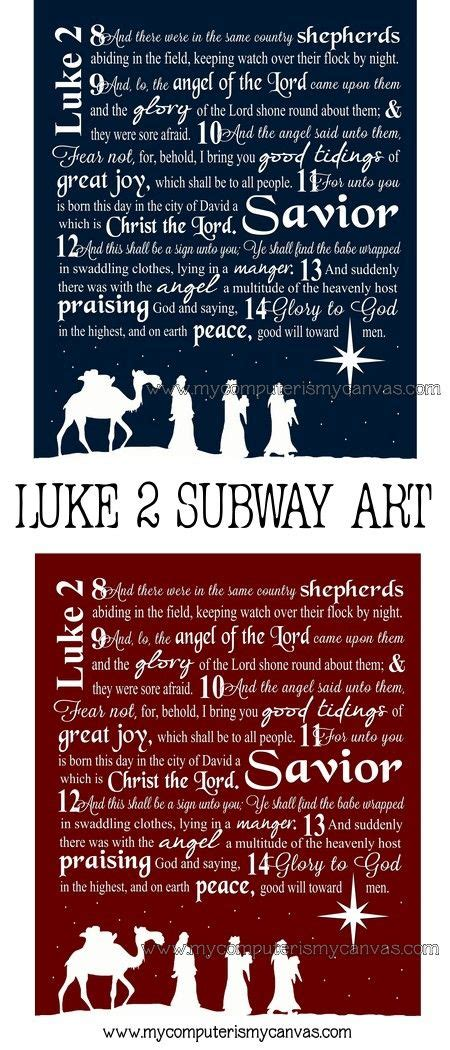 luke  subway art cyber monday discount christmas