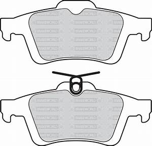 Oem Spec Front And Rear Pads For Volvo V40 Cross Country 2
