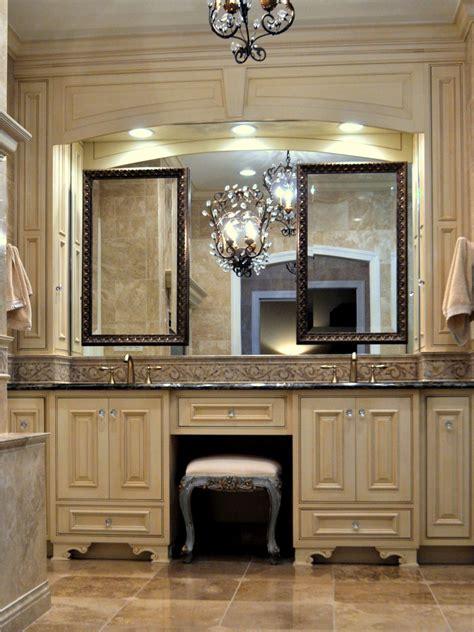 Bathroom Cabinet With by Choosing A Bathroom Vanity Hgtv
