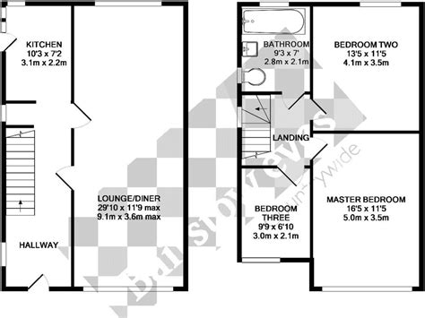 side extension    bedroom semi detached house