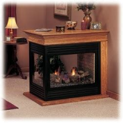 peninsula gas fireplace fireplaces vent free vented gas wood burning fireboxes