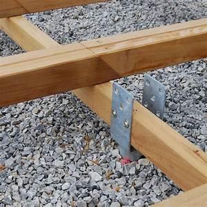 78 images about diy accessoires terrasse en bois on With fondation pour terrasse en bois