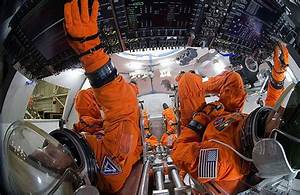Orion's Test Flight: A New Day Dawns for NASA   Astronotes