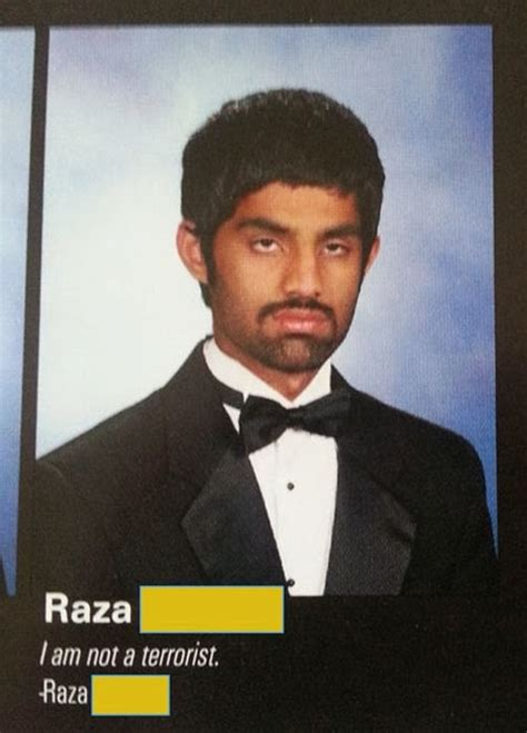 hilarious yearbook quotes damn cool pictures