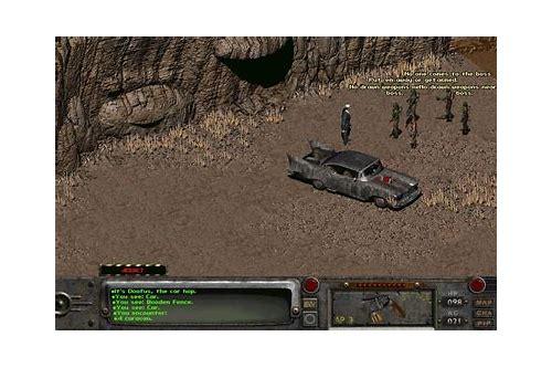 fallout 2 restoration project cz download