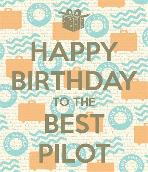 birthday wishes  pilot