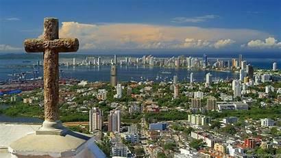 Colombia Cartagena Wallpapers Background Desktop
