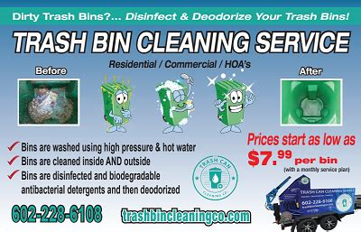 trash  cleaning company