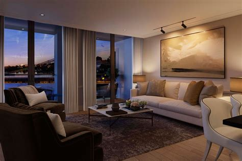 apartment livingroom s wharf in pictures