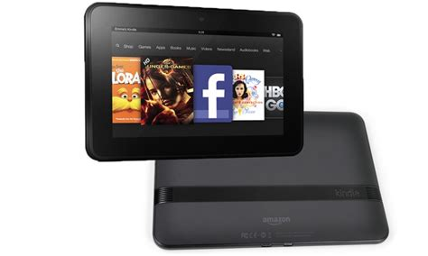 "Kindle Fire HD 16GB 7"" Tablet"