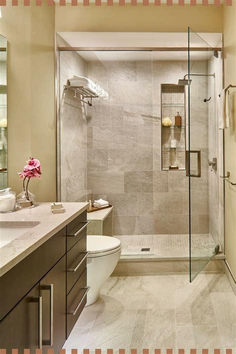 A great warm tan bathroom idea These neutral bathroom