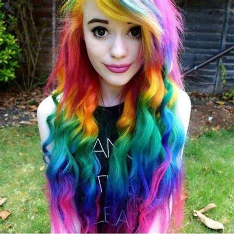 Orange Emo Hair Tumblr