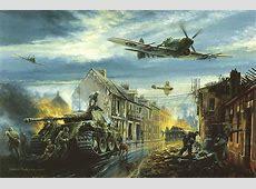 Aviation Art Bailey, Robert Typhoon Fury