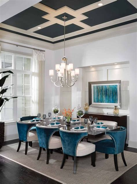 Dining Ceiling Design by 757 Best Accent Walls Ceilings Window Treatments Images On