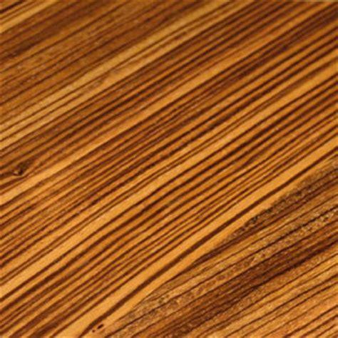 Custom Zebrawood Wood Countertops Wood Bar Tops Stains