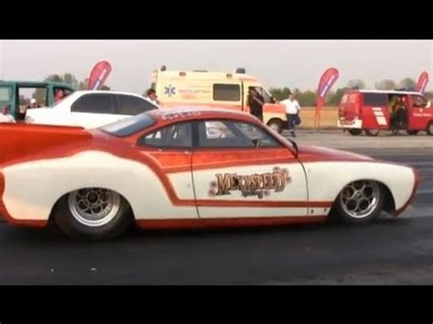 karmann ghia race car vw karmann ghia vs mitsubishi lancer evo vii drag race