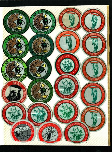 23 diff safety coal mining stickers 334 ebay