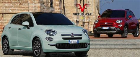 fiat  cinqueporte rendering previews future  door
