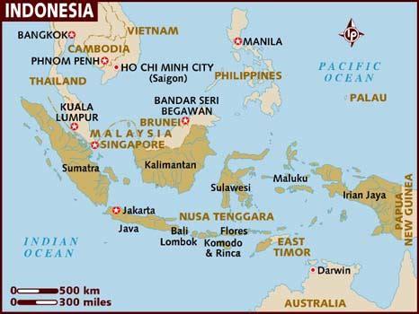 indonesie vakantie reis informatie reizen rondreizen