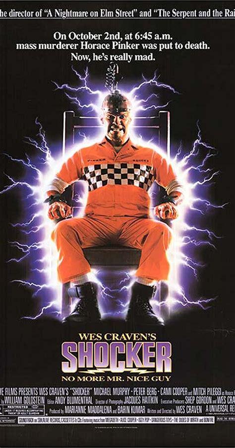 Electric Chair Wichita Ks Hours by Shocker 1989 Imdb