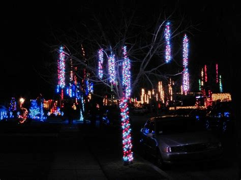 christmas lights of willow glen 2013