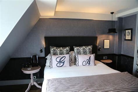 deco chambre lit noir decoration chambre lit noir