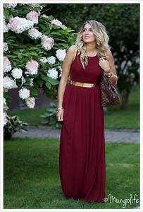Maroon and gold bridesmaid dresses good dresses for Maroon dresses for wedding