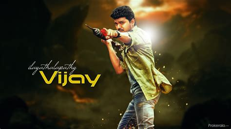Vijay Wallpaper