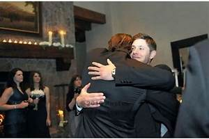 Jared Padalecki and Jensen Ackles - Jared's Wedding ...