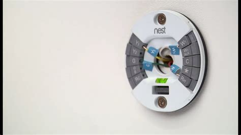 2nd Nest Wiring Diagram wiring diagram for nest thermostat 3rd generation nest
