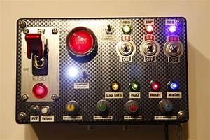 Fritzing Project  U2013 Arduino Leonardo Buttonbox V2 For Simracing