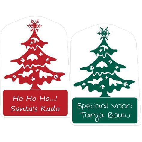 entwerfen sie ihre eigene marke weihnachtsbaum labels und