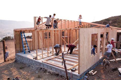 build a home house building door of faith orphanage