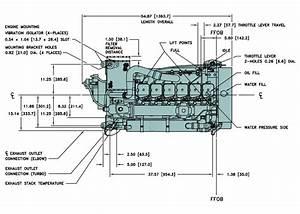 Cummins 6bt5 9 M Marine Diesel Propulsion Engine
