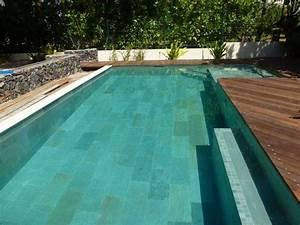 Beton Ciré Piscine : piscine traditionnelle finition b ton cir marinal piscine ~ Melissatoandfro.com Idées de Décoration