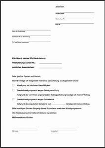 Komplett Leasing Mit Versicherung : vorlage k ndigung versicherung k ndigung vorlage ~ Kayakingforconservation.com Haus und Dekorationen
