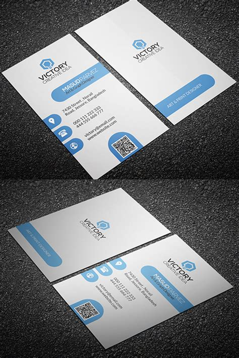 modern business cards design design graphic design