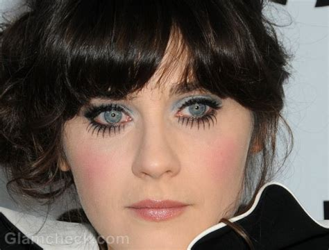 Celebrity Green Eye Makeup