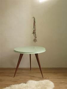 Table Pieds Compas : petite table pieds compas c 39 est vintage commodes tables et buffets vintage ~ Teatrodelosmanantiales.com Idées de Décoration