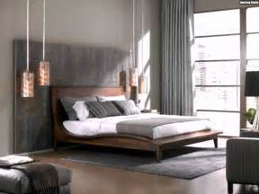 männer schlafzimmer schlafzimmer einrichtung modernes design ideen beleuchtung deckenlen hängeleuchte