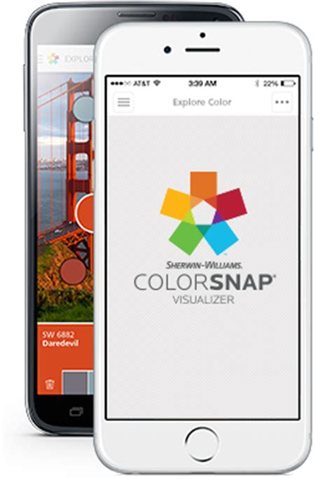 is there a paint color matching app paint color matching app colorsnap 174 paint color app sherwin williams